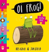 Oi Frog! Jigsaw Book (Oi Frog and Friends) [Board book]