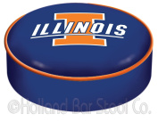 Holland Bar Stool Co. Holland University Of Illinois Seat Cover
