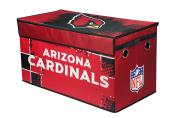NFL Arizona Cardinals Collapsible Storage Trunk Toy Box