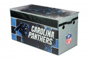 NFL Carolina Panthers Collapsible Storage Trunk