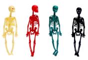 Gracefulvara Children Toy Skeleton Model, Human Skeleton Tricky Gag Toy