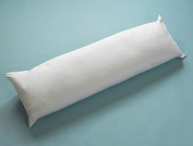 50cm x 140cm Removable Maternity Pregnancy Long Body Pillow Cover Pillowcase with Zippered