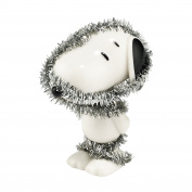 Department 56 Peanuts Christmas Totally Tinseled Figurine
