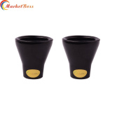 MarketBoss 2PCS Cool Golf Ball Pick-up Suction Cup/Retriever Grabber Suction Cup for Putter Grip