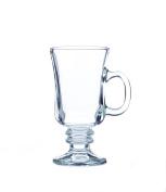 Libbey 240ml Irish Coffee Mug, Clear, Box of 12