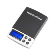 Euone 1000g x 0.1g LCD Display Mini Electronic Digital Jewellery Pocket Scale Balance Weight Weighing Scale