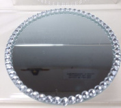 'Landon Tyler 10cm Round Candle Plate with Jewels'