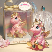 E-Meoly Creative Cartoon Pegasus Birthday Candles Unicorn Charming Gifts Party Flying Horse Candles Smokeless Candles for Party Supplies and Wedding Favour Keepsake Favour