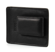 Bugatti Business Card Case, black (black) - 2160647