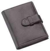 STAEDTLER Premium Chevreau Business Card Holder - Brown