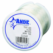 Ande Premium Monofilament Line with 140kg Test, Clear, 140kg Spool