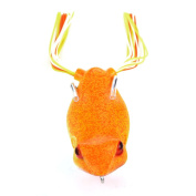 Cabo Soft Rubber Hollow Frog Fishing Bait