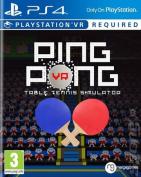 Ping Pong VR