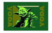 Star Wars Yoda Fan Golf Towel