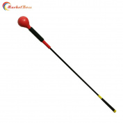 MarketBoss Golf Club 45.28in/115cm Swing Trainer with Hang Rope Great Help for Driver practise