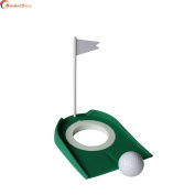 MarketBoss Simulative Golf Putting Cup with Flagstick Fit for Golf Putter Practise