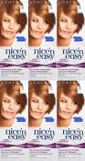 SIX PACKS of Clairol Nice N Easy Loving Care 70 Beige Blonde