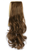 Icegrey 50cm Tie Up Ponytail Clip in Hair Extensions