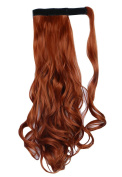 Icegrey 46cm Curly Wave Ponytail Hair Extensions Wig