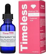 Timeless Skin Care Matrixyl Synthe'6 Serum - 1oz / 30ml - Authorised UK Seller - Fresh stock