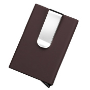 SNUG STAR Business Card Holder Aluminium Alloy Credit Card Case Anti-magnetic Business card Case