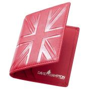 David Hampton Luxury Leather Travel Card Holder