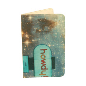 Howdy Stars Business, Credit & ID Card Holder Wallet