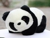 Lazada Realistic Stuffed Panda Plush Dolls Baby Animal Toys Collection Gifts 22cm