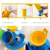 TOYMYTOY Baby Kids Boy Portable Potty Urinal Emergency Toilet for Camping Car Travel and Kid Potty Pee Training