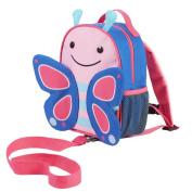 Skip Hop ZooLet Toddler Backpack, Butterfly