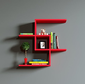 CHAIN Wall Shelf - Bookcase - Book shelf - Floating shelf for living room decoration in modern design