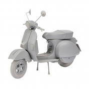 "Schuco 450667000 1:10 Scale ""Vespa PX 320cm Model Motorbike"
