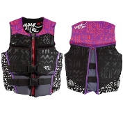 Hyperlite Indy Womens Pink Life Jacket