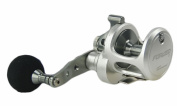 Tsunami TSFOR10LD Forged Lever Drag Conventional Silver Reel