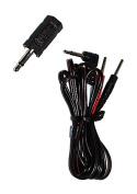 ElectraStim Jack Adaptor Cable Kit, 3.5/2.5 mm