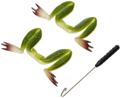 River2Sea Dahlberg Diving Frog 50 03 Replacement Leg for Fish Lure / Pack of 2