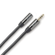 QED Performance 3.5mm Headphone Extension Lead