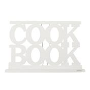 "Contento ""George"" Cookbook Holders, White, 29 x 20 x 5 cm"