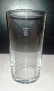 Set of 4 One Pint Conical Glass - Government Stamped