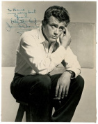 JAMES DEAN AUTOGRAPH GLOSSY PHOTO PRINT