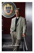 Mark Harmon - NCIS Signed Autographed A4 Photo Print Poster