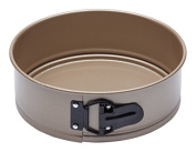 Paul Hollywood by KitchenCraft Non-Stick Springform Cake Tin with Loose Base, 20 cm