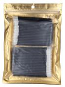 100PCS Makeup Disposable Lip Brush Lipstick Glossy Wands Applicator Tool Kits