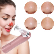Blackhead Suction Machine, Nose Acne Remover Utilises Vacuum Extraction Tool Skin Care Tightening Facial Beauty Salon Device Instrument