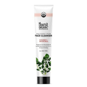 Nourish Organic Face Cleanser Lotion Assorted Trial Size 15ml