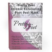 Pretty Feet Foot Peel Callus Remover Exfoliator Mask Restore Dry Rough Skin Home Spa Treatment