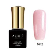 Azure Beauty Gel Nail Polish Soak Off UV/LED Shiny Shellac Nail Polish colourful #7012