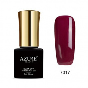 Azure Beauty Gel Nail Polish Soak Off UV/LED Shiny Shellac Nail Polish colourful #7017