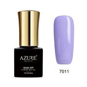 Azure Beauty Gel Nail Polish Soak Off UV/LED Shiny Shellac Nail Polish colourful #7011