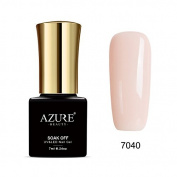 Azure Beauty Gel Nail Polish Soak Off UV/LED Shiny Shellac Nail Polish colourful #7040